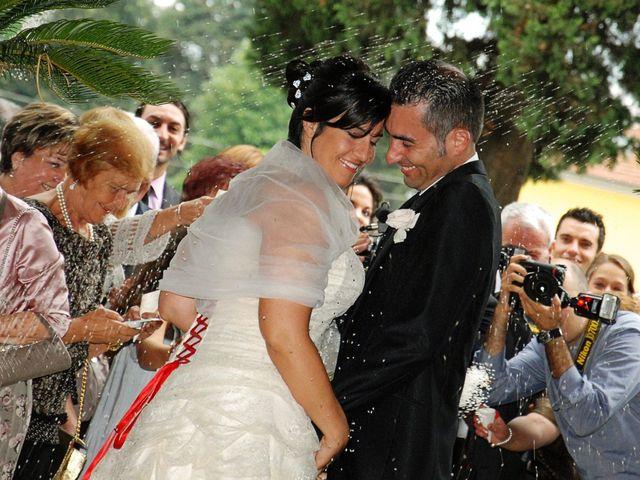Il matrimonio di Massimiliano e Stefania a Lucca, Lucca 66