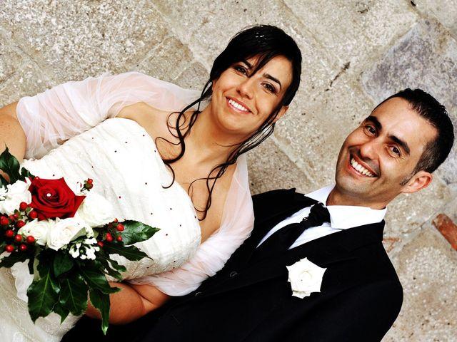 Il matrimonio di Massimiliano e Stefania a Lucca, Lucca 77