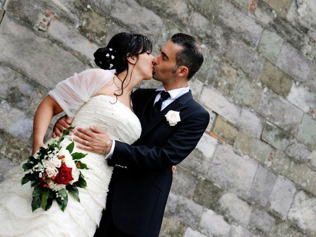 Il matrimonio di Massimiliano e Stefania a Lucca, Lucca 78