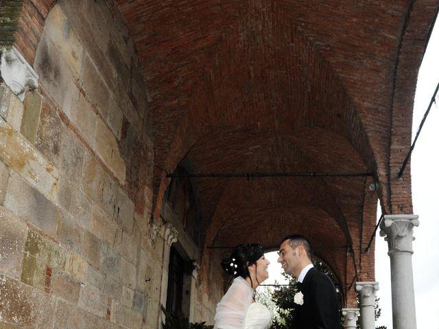Il matrimonio di Massimiliano e Stefania a Lucca, Lucca 81