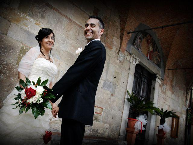 Il matrimonio di Massimiliano e Stefania a Lucca, Lucca 83
