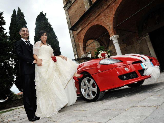 Il matrimonio di Massimiliano e Stefania a Lucca, Lucca 85