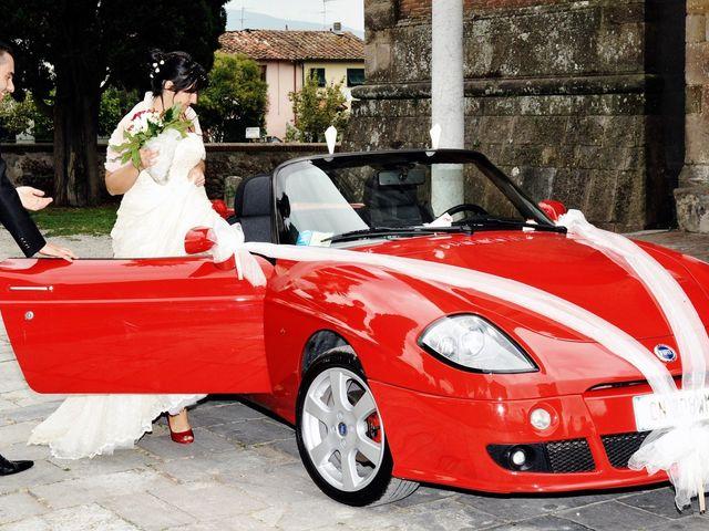 Il matrimonio di Massimiliano e Stefania a Lucca, Lucca 87