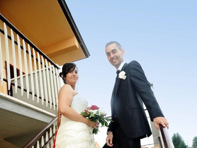 Il matrimonio di Massimiliano e Stefania a Lucca, Lucca 89