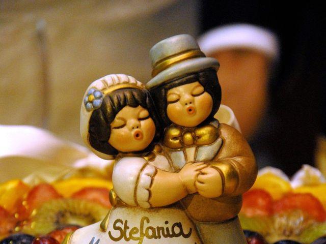 Il matrimonio di Massimiliano e Stefania a Lucca, Lucca 112