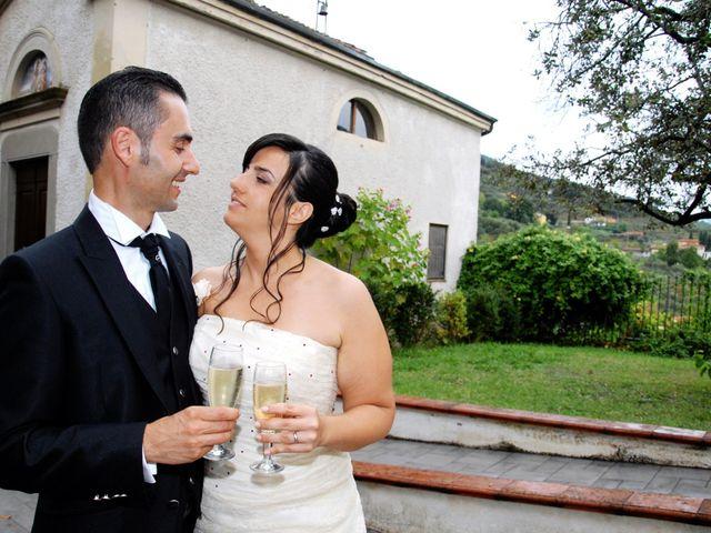 Il matrimonio di Massimiliano e Stefania a Lucca, Lucca 114