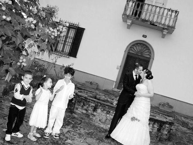 Il matrimonio di Massimiliano e Stefania a Lucca, Lucca 120