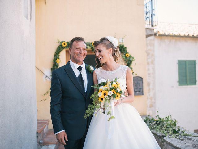 Il matrimonio di Alessio e Cinzia a Viterbo, Viterbo 17