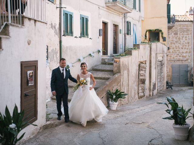 Il matrimonio di Alessio e Cinzia a Viterbo, Viterbo 18