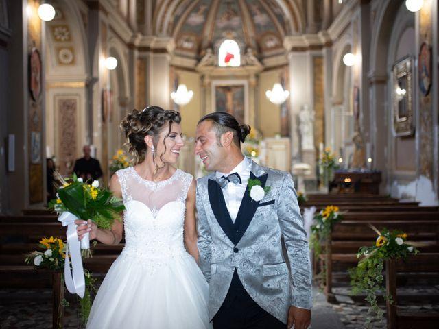 Il matrimonio di Alessio e Cinzia a Viterbo, Viterbo 22