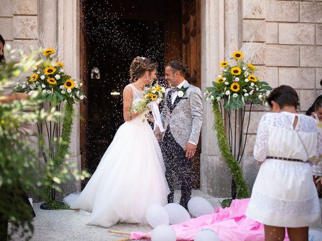 Il matrimonio di Alessio e Cinzia a Viterbo, Viterbo 23