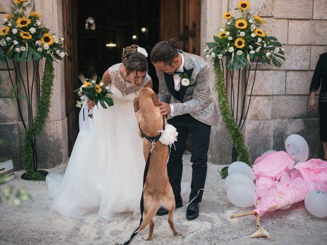 Il matrimonio di Alessio e Cinzia a Viterbo, Viterbo 24
