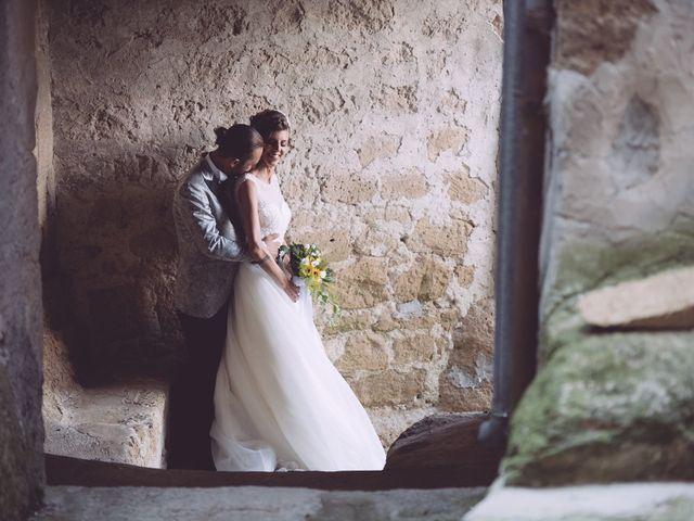 Il matrimonio di Alessio e Cinzia a Viterbo, Viterbo 26