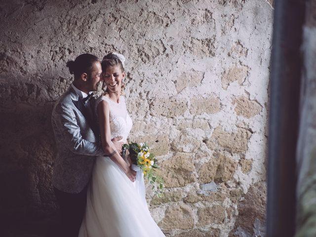 Il matrimonio di Alessio e Cinzia a Viterbo, Viterbo 27