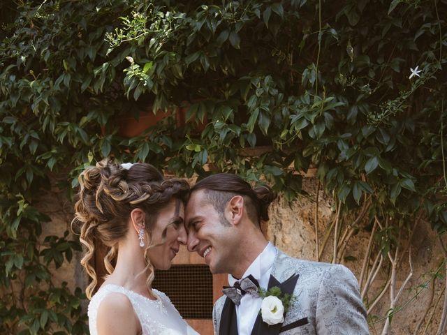 Il matrimonio di Alessio e Cinzia a Viterbo, Viterbo 28