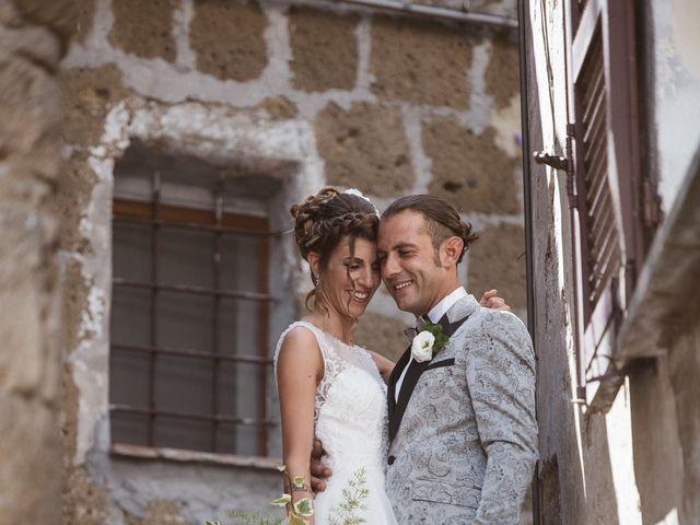 Il matrimonio di Alessio e Cinzia a Viterbo, Viterbo 29