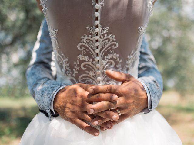 Il matrimonio di Alessio e Cinzia a Viterbo, Viterbo 31