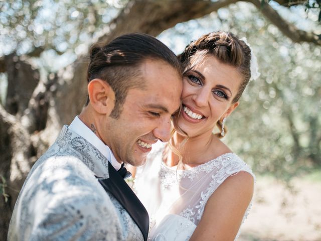 Il matrimonio di Alessio e Cinzia a Viterbo, Viterbo 34