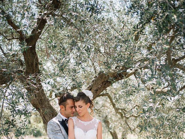 Il matrimonio di Alessio e Cinzia a Viterbo, Viterbo 36