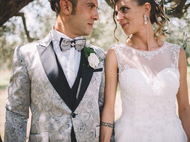 Il matrimonio di Alessio e Cinzia a Viterbo, Viterbo 42