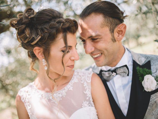 Il matrimonio di Alessio e Cinzia a Viterbo, Viterbo 45