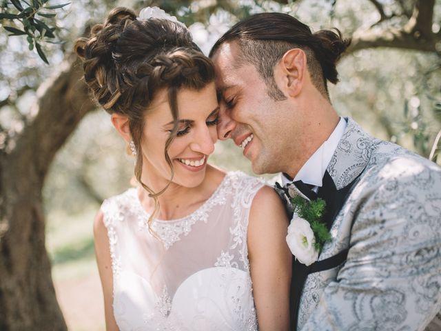 Il matrimonio di Alessio e Cinzia a Viterbo, Viterbo 1