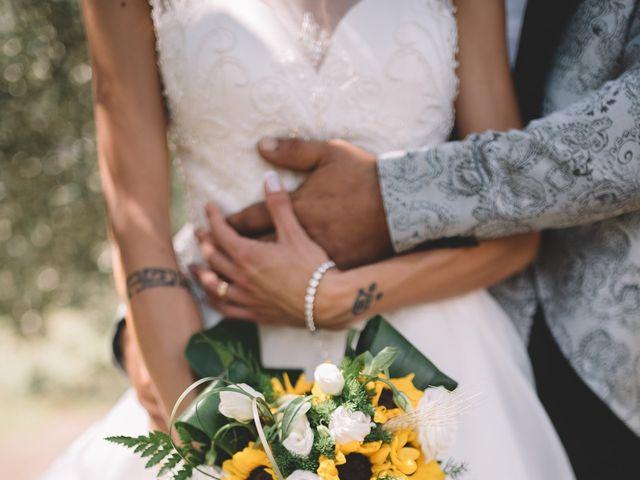 Il matrimonio di Alessio e Cinzia a Viterbo, Viterbo 46