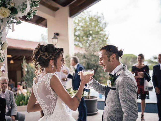 Il matrimonio di Alessio e Cinzia a Viterbo, Viterbo 50