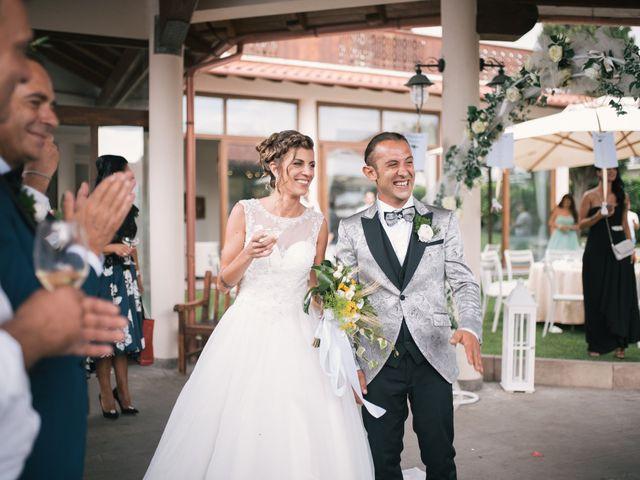 Il matrimonio di Alessio e Cinzia a Viterbo, Viterbo 51