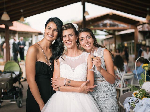Il matrimonio di Alessio e Cinzia a Viterbo, Viterbo 56
