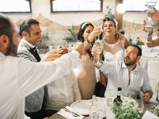 Il matrimonio di Alessio e Cinzia a Viterbo, Viterbo 57