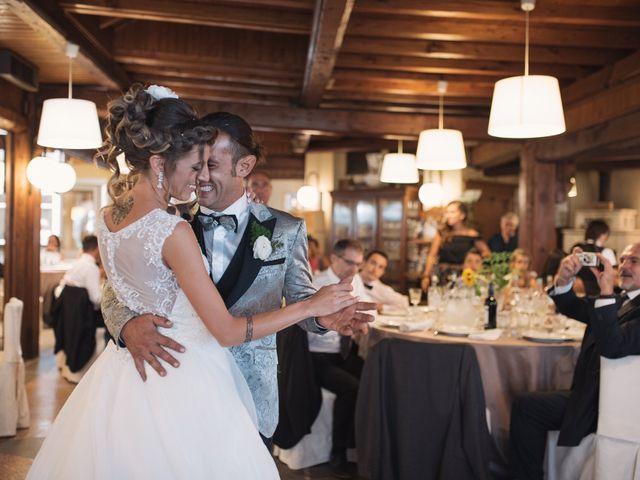 Il matrimonio di Alessio e Cinzia a Viterbo, Viterbo 59