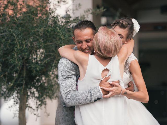 Il matrimonio di Alessio e Cinzia a Viterbo, Viterbo 63