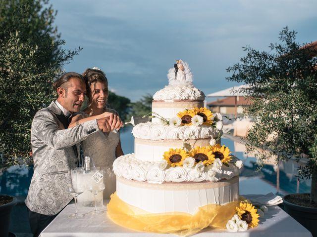 Il matrimonio di Alessio e Cinzia a Viterbo, Viterbo 69