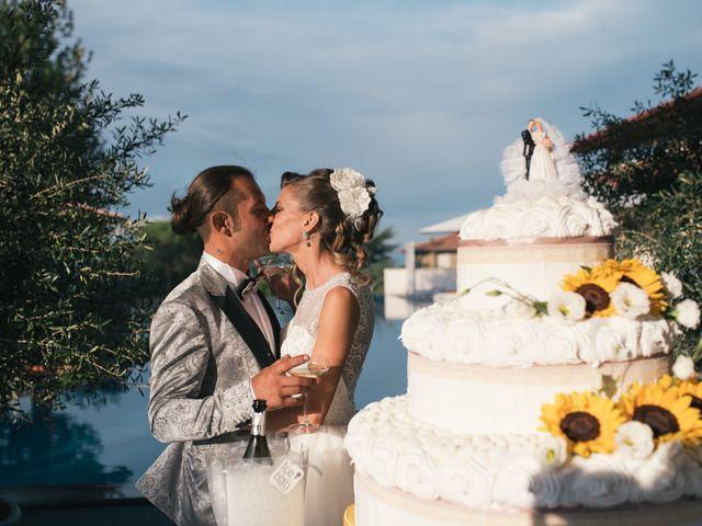 Il matrimonio di Alessio e Cinzia a Viterbo, Viterbo 70