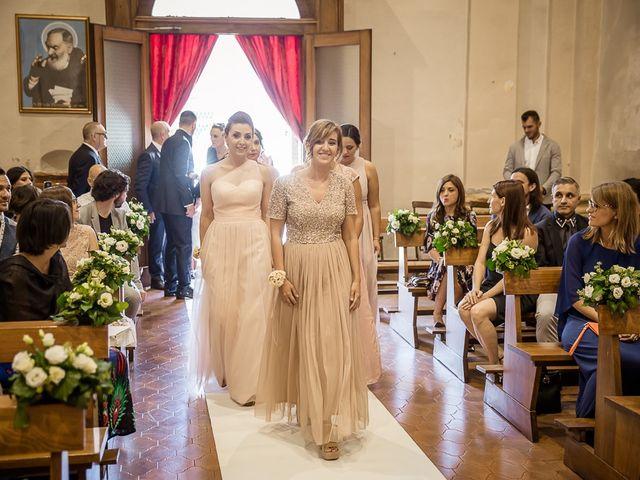 Il matrimonio di Enrico e Maria a Villafranca di Verona, Verona 12