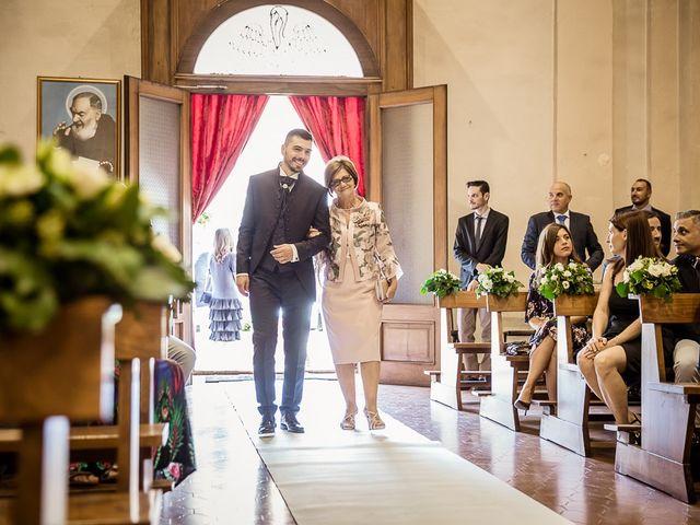 Il matrimonio di Enrico e Maria a Villafranca di Verona, Verona 13