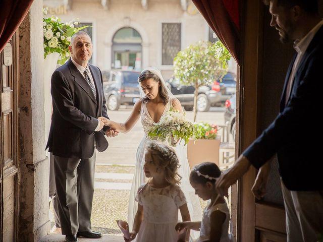 Il matrimonio di Enrico e Maria a Villafranca di Verona, Verona 17