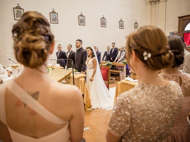 Il matrimonio di Enrico e Maria a Villafranca di Verona, Verona 22