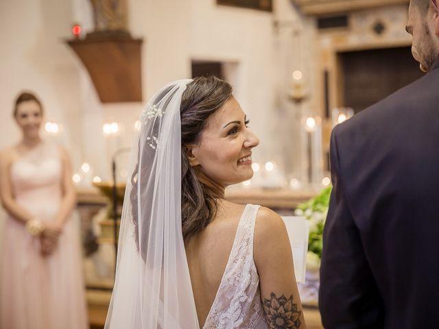 Il matrimonio di Enrico e Maria a Villafranca di Verona, Verona 23