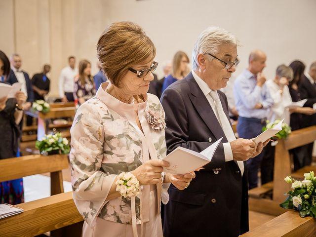 Il matrimonio di Enrico e Maria a Villafranca di Verona, Verona 24