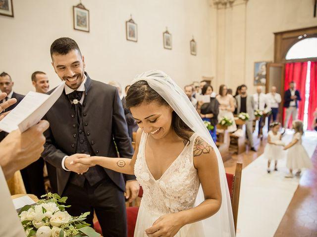 Il matrimonio di Enrico e Maria a Villafranca di Verona, Verona 31