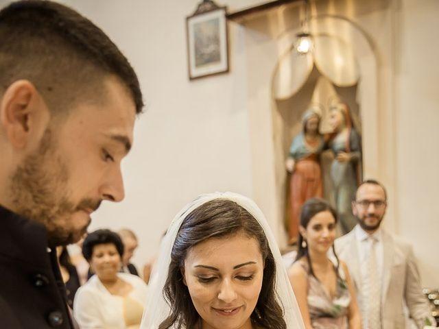 Il matrimonio di Enrico e Maria a Villafranca di Verona, Verona 35