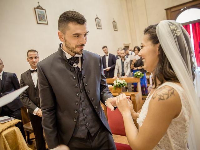 Il matrimonio di Enrico e Maria a Villafranca di Verona, Verona 37