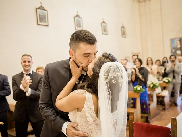 Il matrimonio di Enrico e Maria a Villafranca di Verona, Verona 38