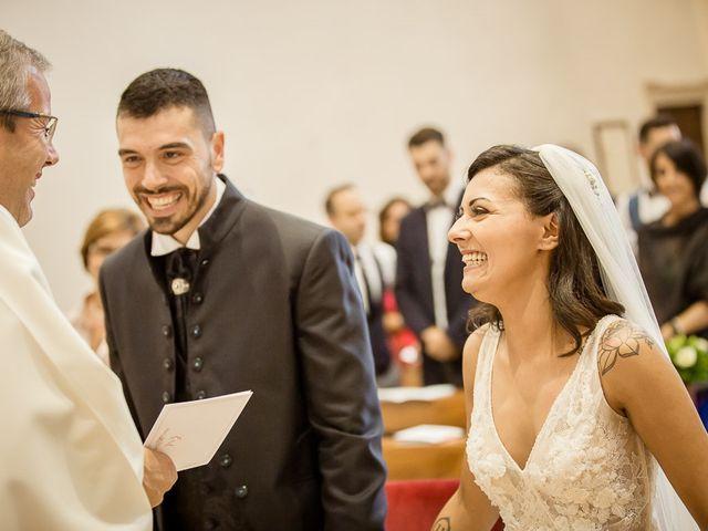 Il matrimonio di Enrico e Maria a Villafranca di Verona, Verona 40