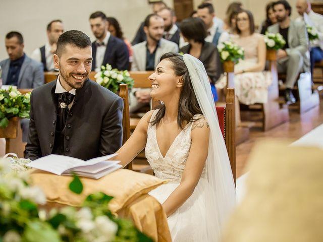 Il matrimonio di Enrico e Maria a Villafranca di Verona, Verona 41
