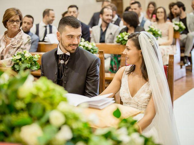 Il matrimonio di Enrico e Maria a Villafranca di Verona, Verona 42