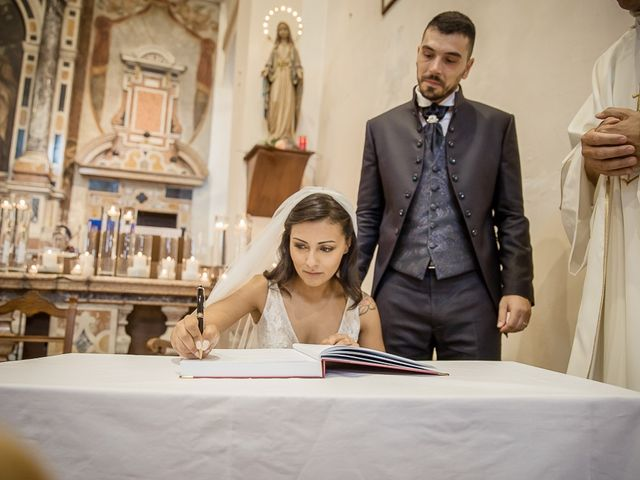 Il matrimonio di Enrico e Maria a Villafranca di Verona, Verona 44