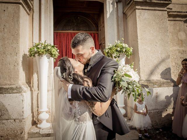 Il matrimonio di Enrico e Maria a Villafranca di Verona, Verona 48